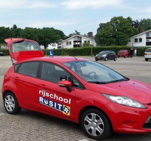 Traject rijden met beperking, Traject rijden met beperking Emmen, Traject rijden met beperking Rijschool Rosita